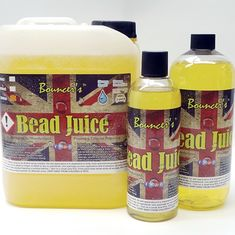 Bouncer's Bead Juice Exterior Protector