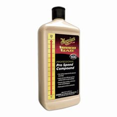 Meguiar's M110 Mirror Glaze Ultra Pro Speed Compound