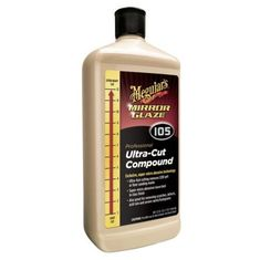 Meguiar's M105 Ultra Cut Compound