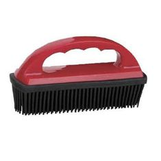 Shineld Pet Hair Brush Black & Red