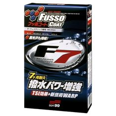 Soft99 Fusso Coat F7 All Color 300ml