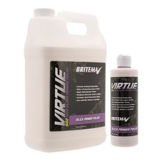 Britemax  Virtue Si02 High Gloss Primer Polish