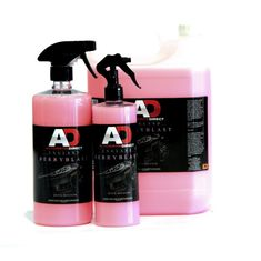 Autobrite Berry Blast Quick Detailing Spray