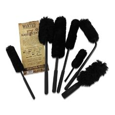 Autobrite The Magnificent Seven - 7 PCE Wool Wheel Brush Set