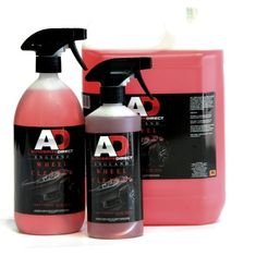 Autobrite Very Cherry Wheel Cleaner Non Acid 500ml