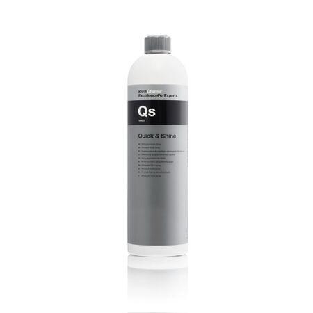 koch chemie qs quick shine 1000ml shineld